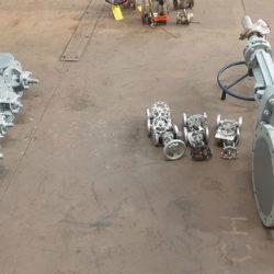 various valve parts